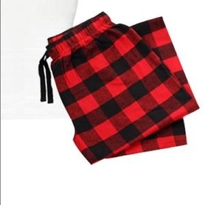 Other - Red and Black PJs